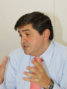 José Juez, director general de Hegan