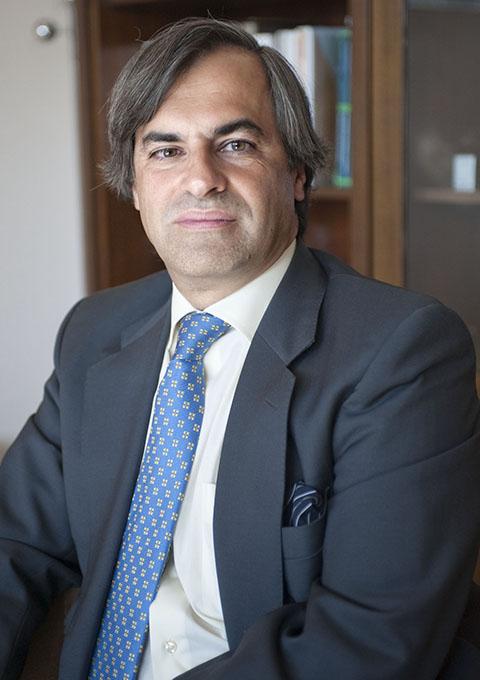 Jose Luis Quirós director técnico de Iberia hasta diciembre de 2015.