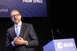 Josef Aschbacher, próximo director general de la ESA.q