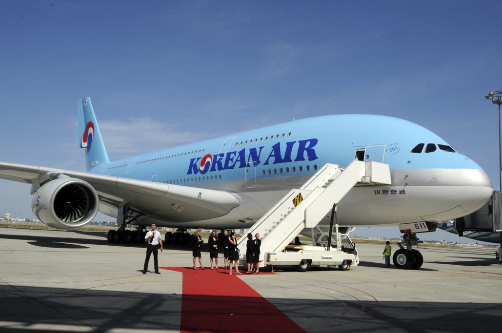 Airbus A380 de Korean Air