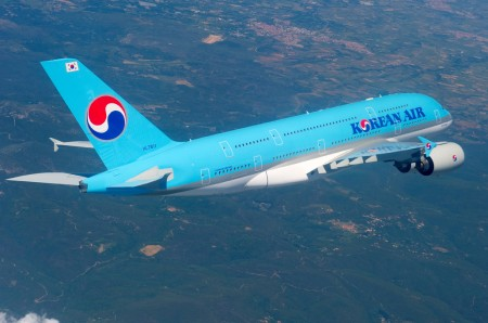 Airbus A380 de Korean Air