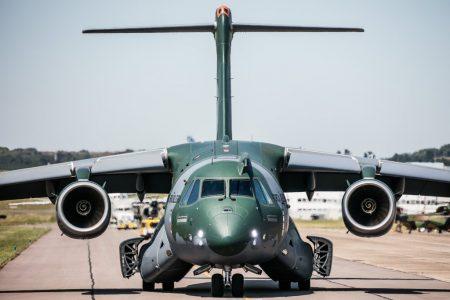 Embraer está en las últimas fases del programa de certificación del KC-390.