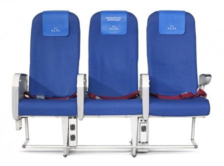 Asientos de KLM para su business en Europa