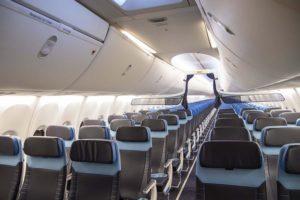 Nueva cabina con asientos Recaro para los Boeing 737-800 de KLM.