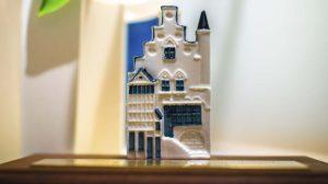 De Moriaan, en la ciudad de Bolduque, la casita número 101 de KLM.