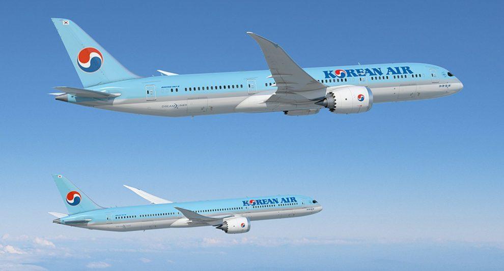 Kprean multiplicará por cuatro su actual flota de Boeing 787.