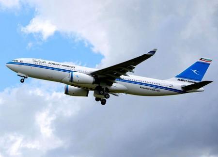 Kuwait Airways incorpora un nuevo A330 a su flota.