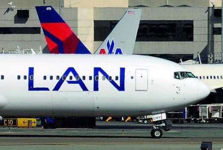 LAN Chile contata 15 pilotos españoles