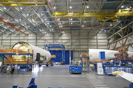 Primer Boeing 787 Dreamliner de LAN