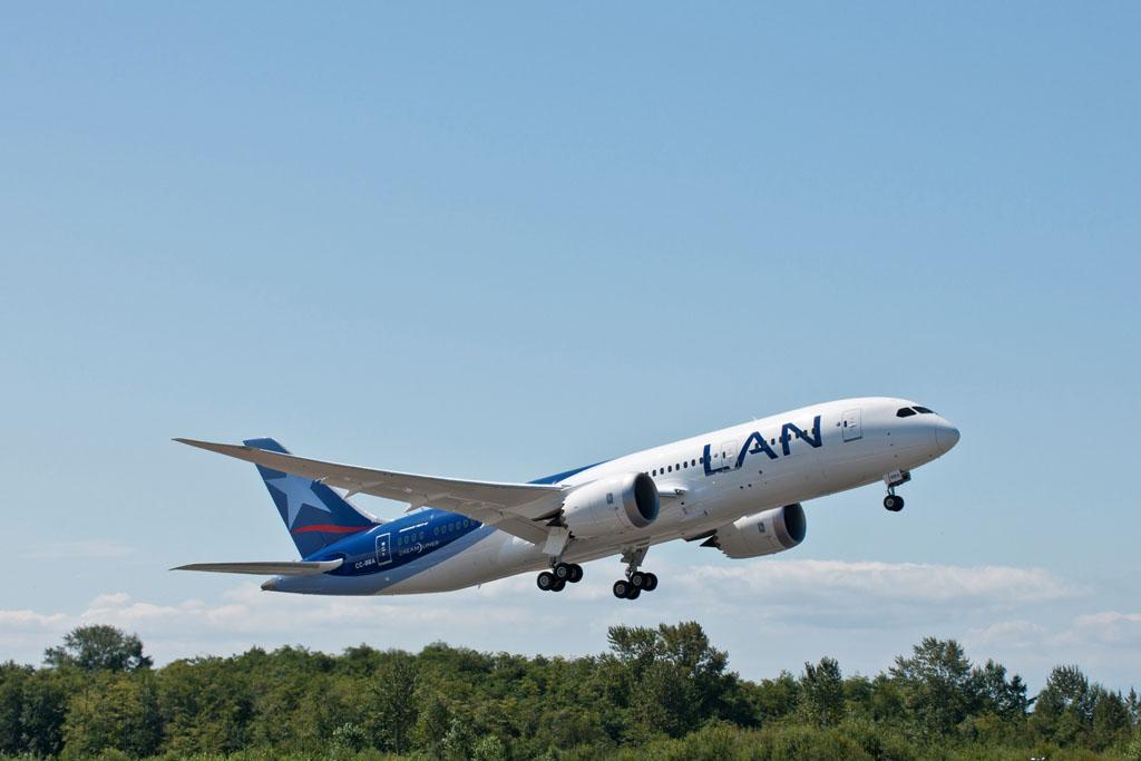 Boeing 787 de LAN