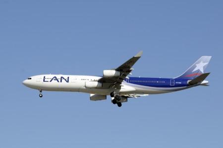 El grupo chileno LAN se sigue extendiendo en Latinoamérica