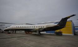 Curiosamente Embraer solo ha llevado este Legacy.