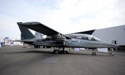 El caza low cost Textrom Scorpion, una de las novedades este año en Le Bourget