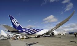 ANA recibirá 12 Boeing 787 Dreamliner hasta diciembre de 2012.