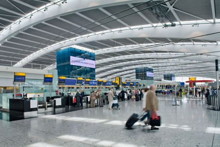 Terminal5 de Londres Heathrow