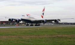 Las pruebas para reducir el ruido en Heathrow se realizarán con un A380, uno delos aviones más silenciosos que operan en ese aeropuerto.