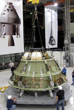 Cápsula Lockheed Martin Orion