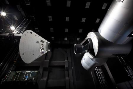 Simulador espacial de Lockheed Martin