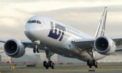 El tercer Boeing 787 de LOT será uno de los aviones usados por Boeing para demostrar sus soluciones a los fuegos de las baterías de los787.