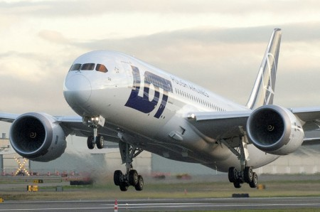 Boeing 787 de LOT