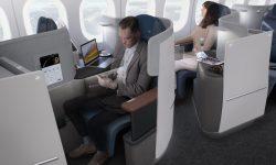 La nueva Business Class de Lufthansa se estrenará en el año 2020 con la llegada de los primeros Boeing 777-9.