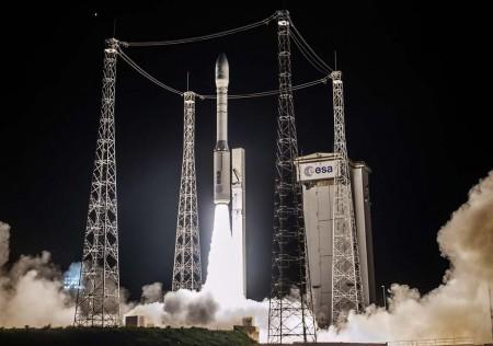 El cohete Vega es italiano en un 65 por ciento, y Avio es responsable de sus motores.