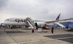 El Boeing 787 de Qatar Airways comenzará a volar a Madrid en agosto.