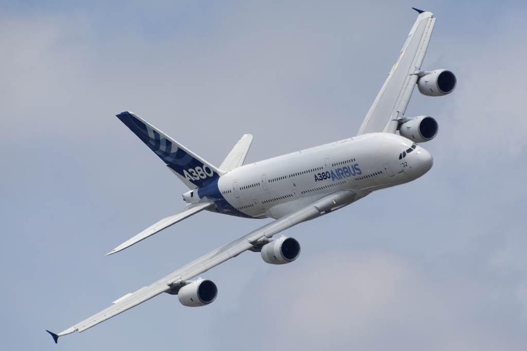 Airbus vendió dos nuevos A380 en marzo, después de una larga temporada sin recibir pedidos