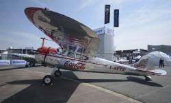 Cessna 195, este año más clásicos en le Bourget que novedades.
