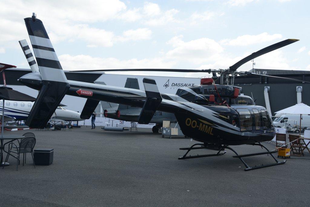 Bell 407 GXP