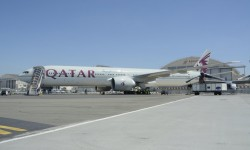 Boeing 777-300ER de Qatar Airways