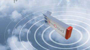 Los cartuchos del Leonardo BriteCloud, una vez lanzados, identifican la señal radar enemiga y emiten una señal para enganarla.º