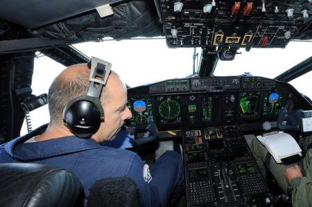 La evolución del cockpit del C-27J en etsa actualización casi puede compararse a la que se hizo para pasar del G.222 al C-27J.
