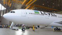 IAG comienza a ofrecer datos por separado de Level, que muestra el crecimiento debido a sus nuevas rutas y aviones.