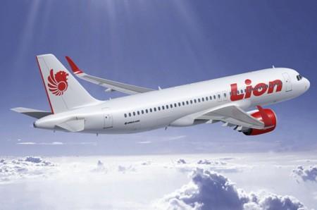 Airbus A320neo de Lion Air