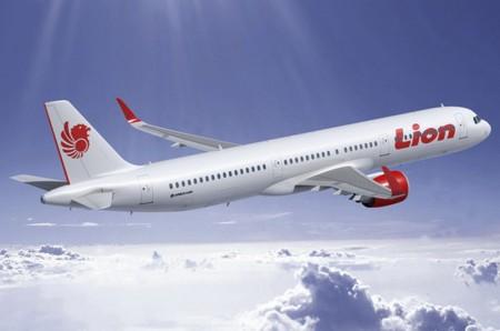 Airbus A321 de Lion Air