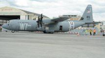 Lockheed Martin C-130Jde la USAF.