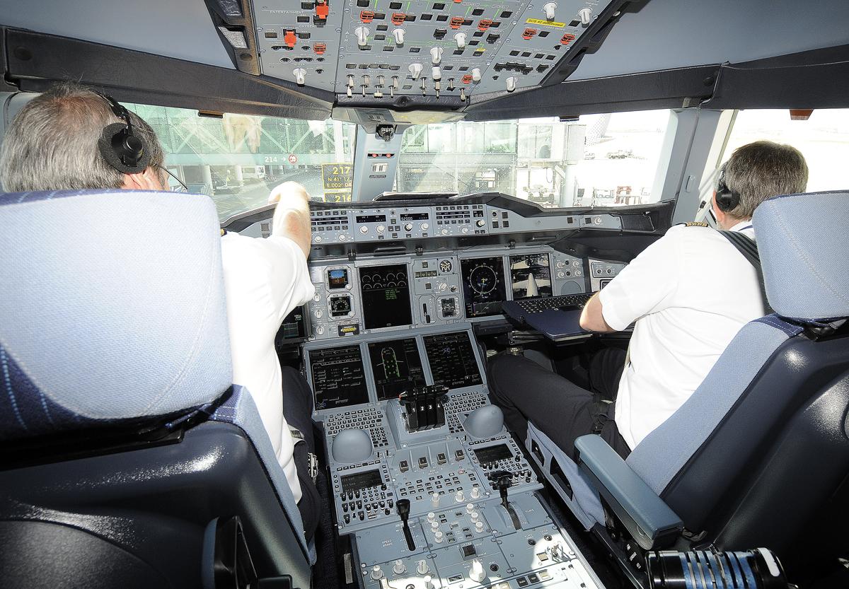 Airbus A380 de Lufthansa_107