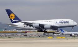Casi a punto de aterrizar en el aeropuerto de Barcelona por primera vz