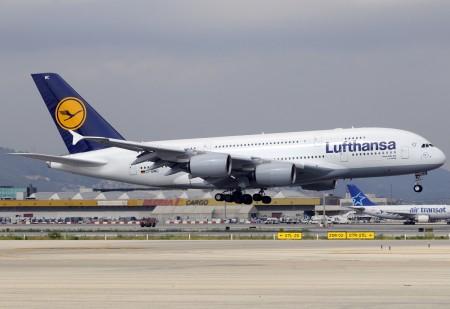 Airbus A380 de Lufthansa_0001