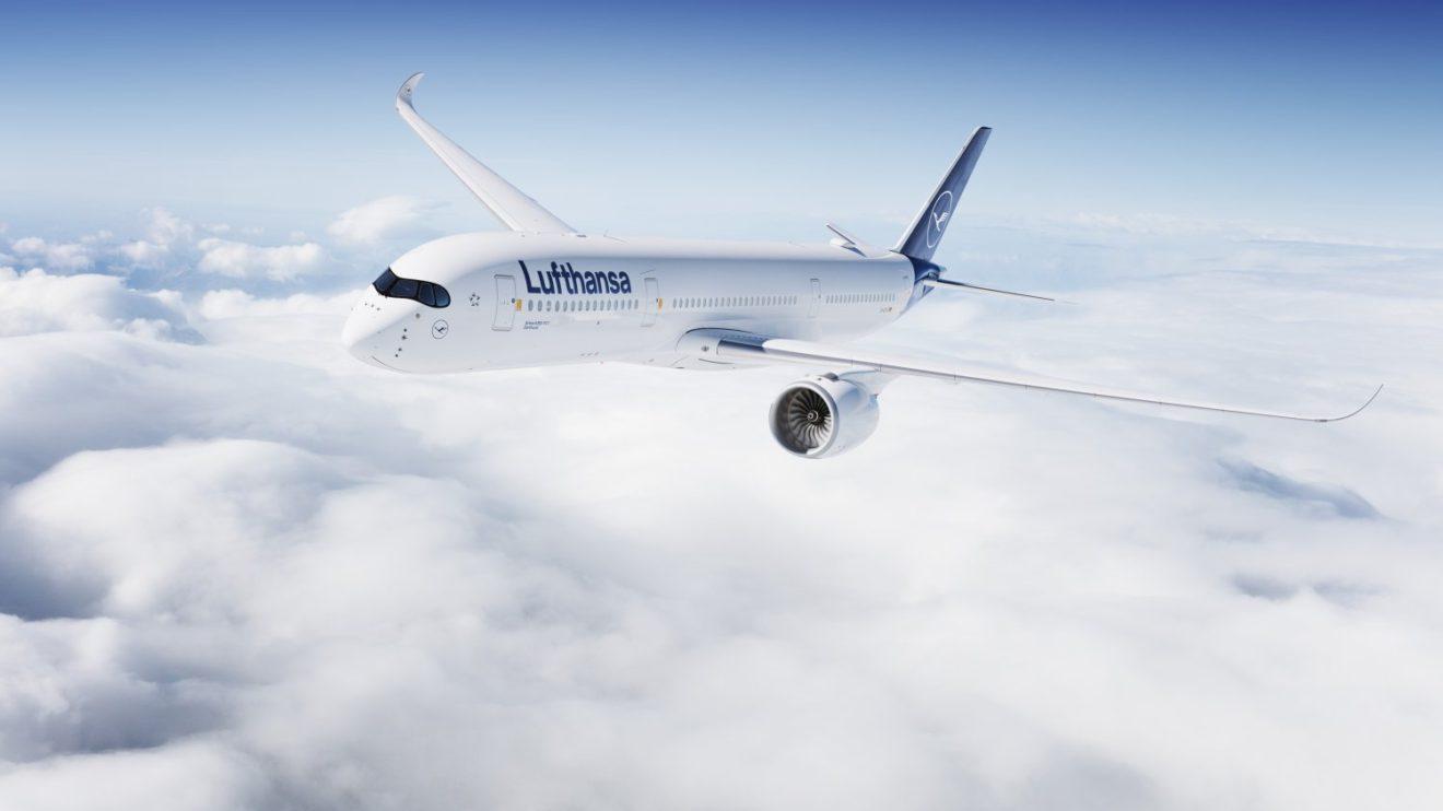 Lufthansa opera ya 12 A350 de un anterior pedido de 20 unidades.