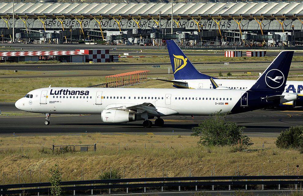 Lufthansa vuela desde Madrid a Franckfurt y Munich y desde estas ciudades al resto de la red de la aerolínea.