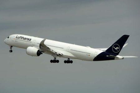Lufthansa cuenta actualmente con 15 Airbus A350-900. Todos ellos vuelan exclusivamente desde Munich.