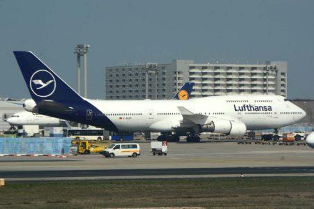 Lufhansa se deshará de todos sus aviones de cuatro motores antes del medidos de esta década.
