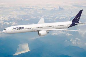 Los Boeing 777-9 debían reemplazar en la flota de Lufthansa a los B-747, A340 y A380.