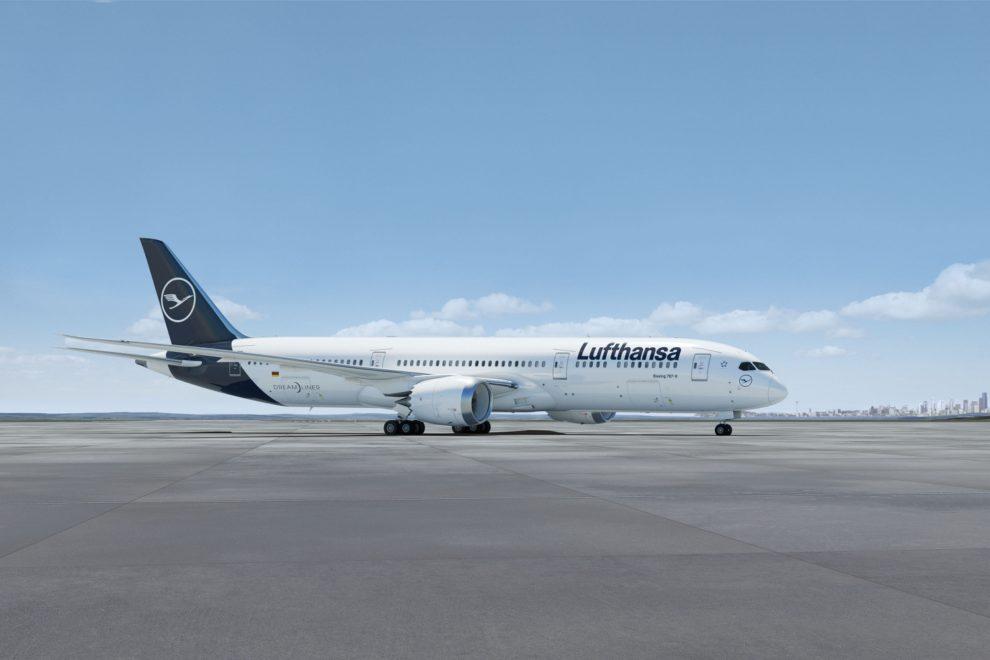 Boeing 787 de Lufthansa