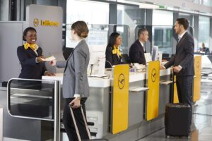 Lufthansa amplía su capital para pagar el préstamo del Gobierno.