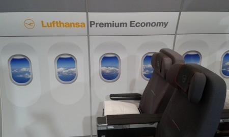 Las crecientes diferencias entre ejecutiva y turista en el largo radio han llevado a Lufthansa a implantar la cuarta clase.
