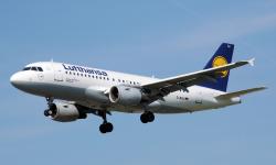 Airbus A319 de Lufthansa
