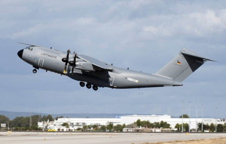 Airbus Defense and Space A400M de Alemania